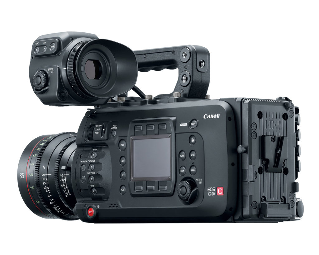 Canon EOS C700 Full Frame Is Totally Unrivalled